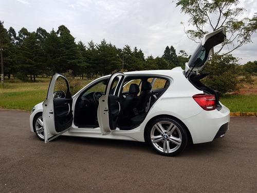 bmw serie 1 2.0 m sport aut. 5p 2014