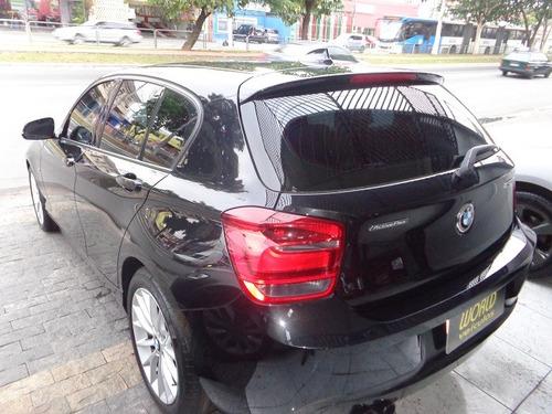 bmw serie 1 2.0 sport gp active flex aut. 5p 2015