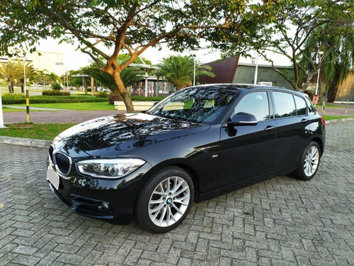 bmw serie 1 2.0 sport gp active flex aut. 5p 2016