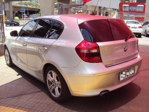 bmw serie 1 2.0 top aut. 5p ano 2012