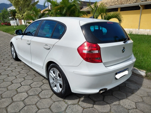 bmw serie 1 2011 2.0 aut. 5p
