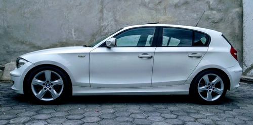 bmw serie 1 2011 dynamic 120 4 cilindros automatico impecabl
