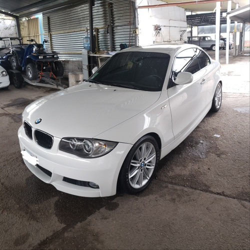 bmw serie 1 2.5 125i coupe executive 2011 pack m