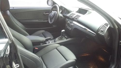 bmw serie 1 2.5 125i coupe executive automatica