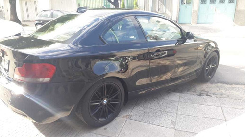 bmw serie 1 2.5 125i coupe sport 2009