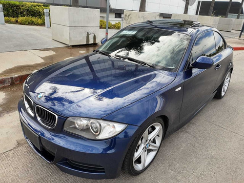 bmw serie 1 3.0 coupe 135i at 2011