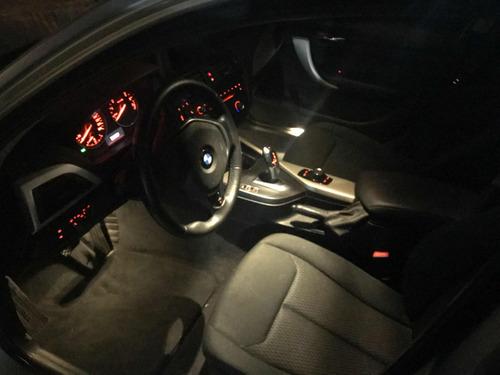 bmw serie 116 2012 caja automatica de 8 va linea nueva !!!