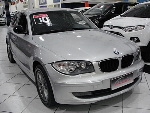 bmw serie 118i 1.8 aut. 2010 completo 78.900 km