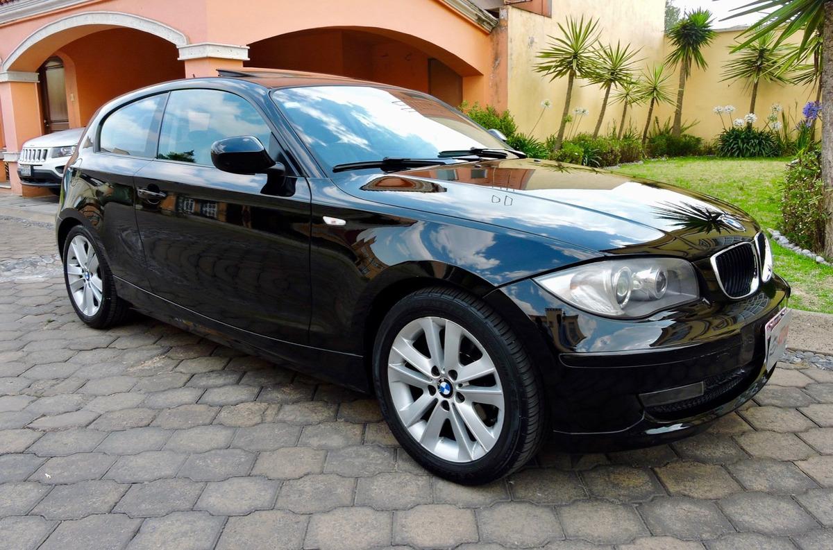 Bmw Serie 120 Style Aut 2010 Factura Agencia Tomo Auto 129000