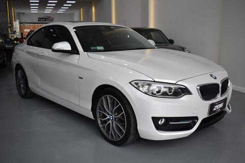 bmw serie 2 2.0 220i sport line 184cv - car cash