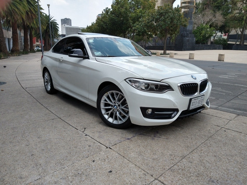 bmw serie 2 2.0 220ia at 2016