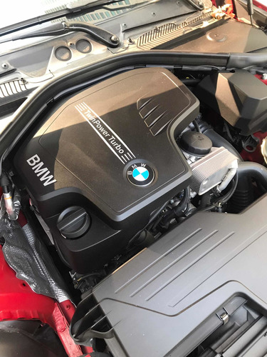 bmw serie 2 2.0 220ia sport line at 2016