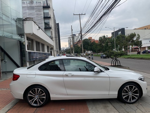 bmw serie 2 220i coupe
