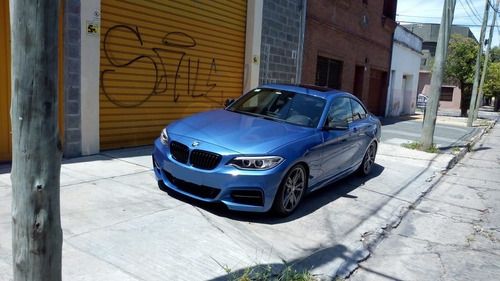 bmw  serie 2 3.0 235i m package 326cv