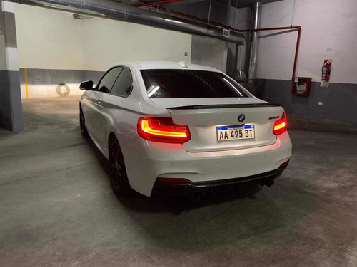 bmw serie 2 3.0 m235i m package 326cv 2016