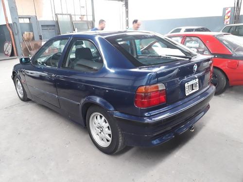 bmw serie 3 1.8 318 turbo diesel