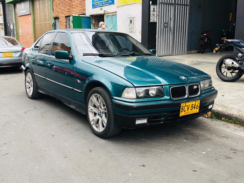 bmw serie 3 1993 1.8 318is e36