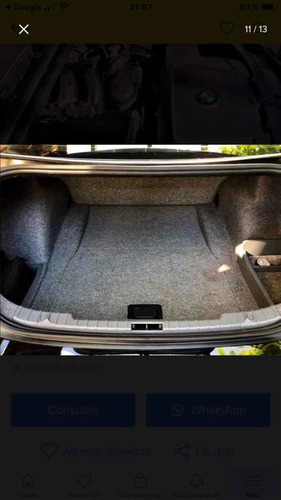 bmw serie 3 2.0 318i sedan executive 136cv 2012