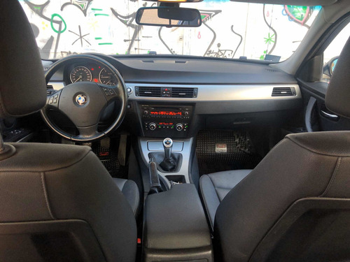 bmw serie 3 2.0 320d sedan active 2008