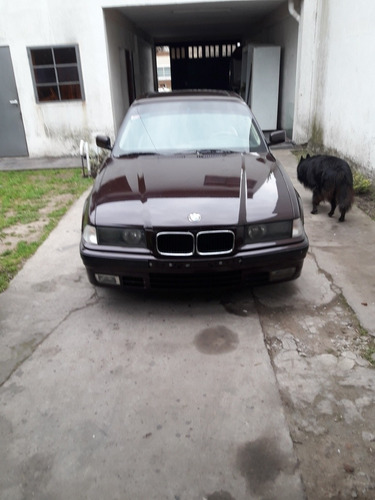 bmw serie 3 2.0 320i coupe 1993