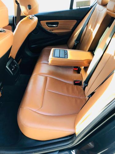 bmw serie 3 2.0 320i luxury  2014 buen fin  precio temporal