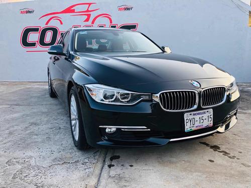 bmw serie 3 2.0 320i luxury  2014 credito!!!  auto a cuenta
