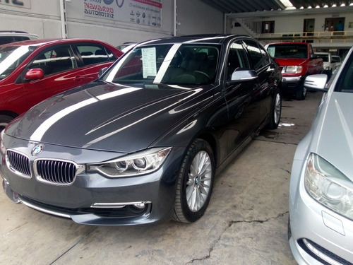 bmw serie 3 2.0 320i luxury line at 2014