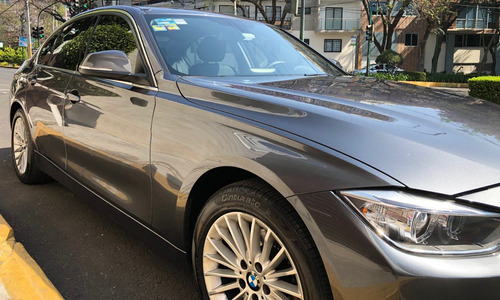 bmw serie 3 2.0 320ia luxury line at