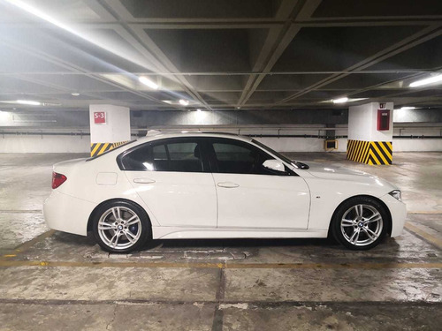 bmw serie 3 2.0 320ia m sport at 2015
