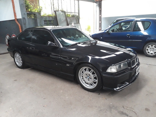 bmw serie 3 2.0 328i coupe clubsport 1996