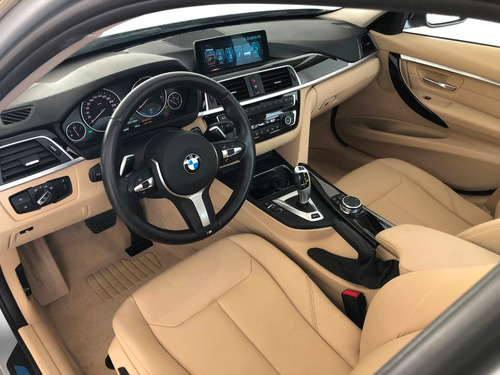bmw serie 3 2.0 330e luxury line híbrido 2017 //