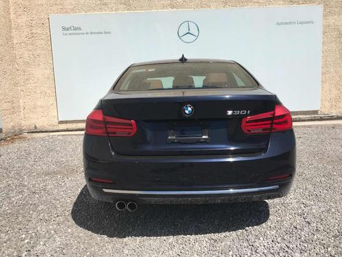 bmw serie 3 2.0 330ia luxury line at 2017 (6732)