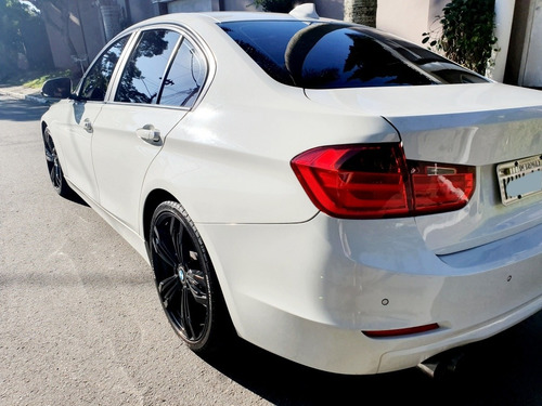 bmw serie 3 2.0 luxury aut. 4p 2012