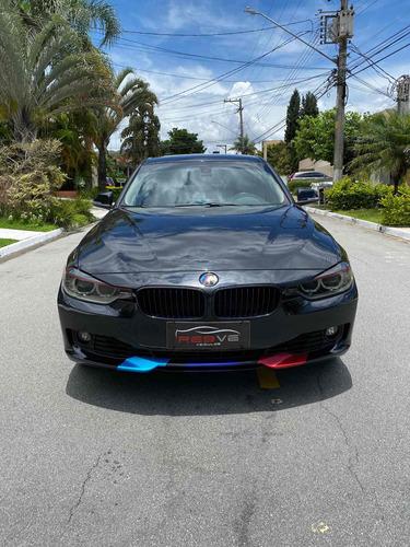 bmw serie 3 2.0 sport active flex aut. 4p 184 hp 2014