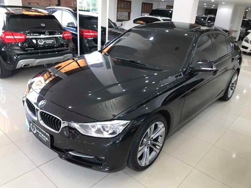 bmw serie 3 2.0 sport active flex aut. 4p 184 hp 2015