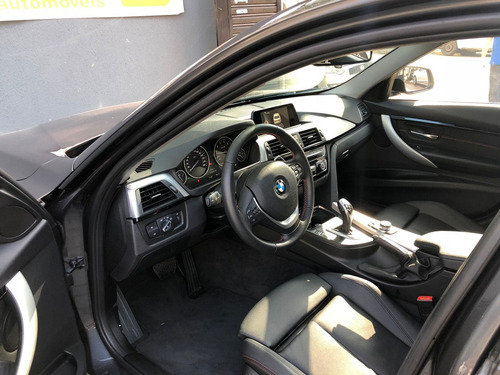 bmw serie 3 2.0 sport gp active flex aut.  192 hp 2017