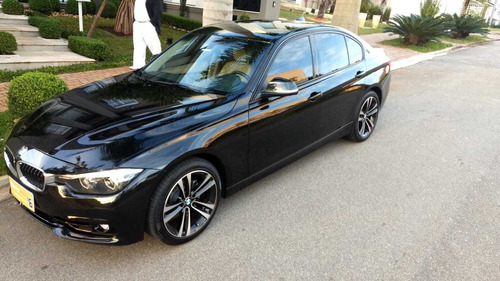 bmw serie 3 2.0 sport plus active flex  -  2.569 km!!!