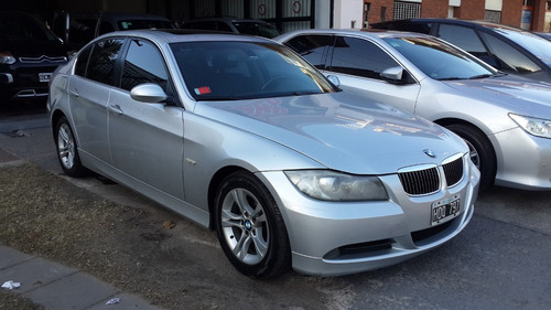 bmw serie 3 2.5 323i sedan active 2008 gris 125000km