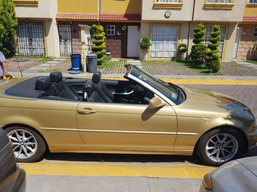 bmw serie 3 2.5 325ci cabriolet at 2004