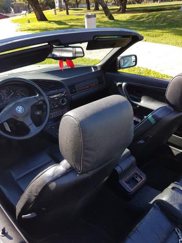 bmw serie 3 2.5 325i cabriole versión alemana.