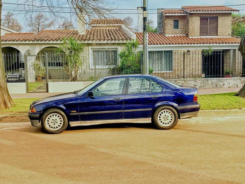bmw serie 3 2.5 325i sedan 1995