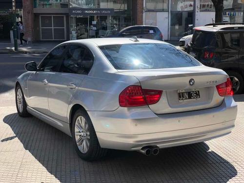 bmw serie 3 2.5 325i sedan executive manual 2009