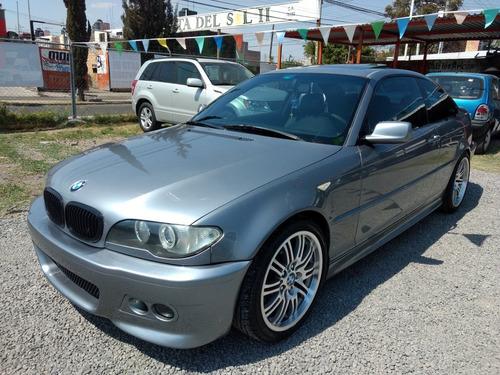 bmw serie 3 2.5 325ia coupe fórmula 1 at 2004