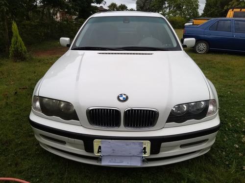 bmw serie 3 2.5 4p 2000