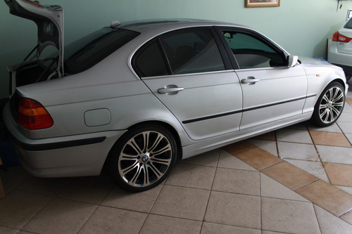 bmw serie 3 2.5 aut. 4p
