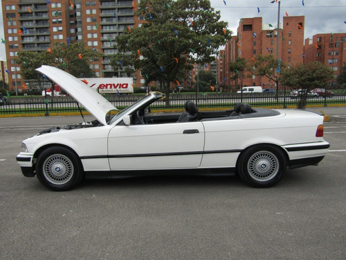 bmw serie 3 25i e36 cabriolet  mt 2500 aa
