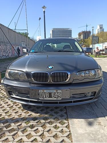 bmw serie 3 3.0 330 ci coupe executive 2001