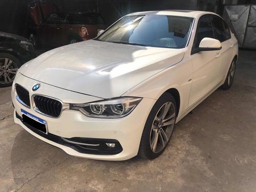 bmw serie 3 3.0 330i sedan sport line 252cv 2017 precio nvo