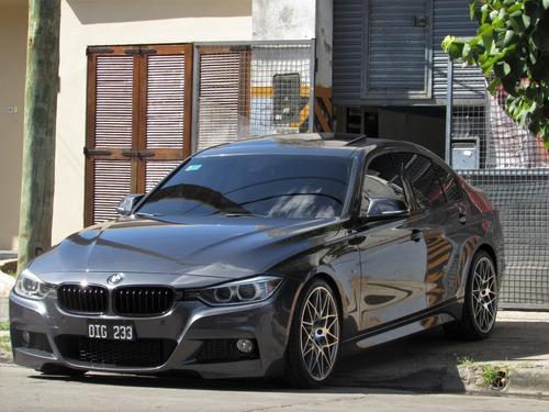bmw serie 3 3.0 335i sedan m package 306cv 2014 inmaculado
