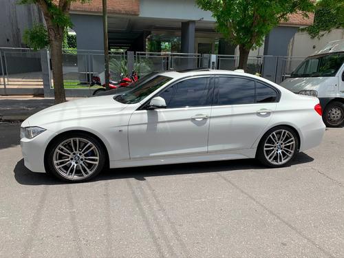 bmw serie 3 3.0 335i sedan m package at 306cv 2014